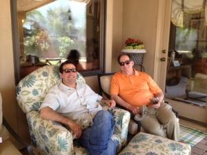 dr forrestal and john Dentoni
