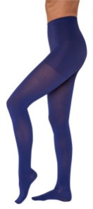Midnight blue compression hose